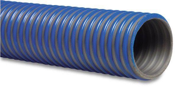 PVC zuigslangen niet plat oprolbaar